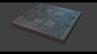 Beginner Series: Scifi Panel Blender 2.79 Tutorial Part 03