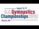 2018 U S Gymnastics Championships Senior Women Day 2 International Feed