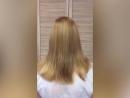 Счастье для волос для первой победительницы розыгрыша Акварель
