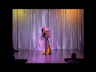 VICTORIA SHASTUN - Lainhaya festival 2018 International gala show, Valencia -Spain