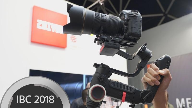 Zhiyun Tech Teases Crane 3 LAB Handheld Gimbal