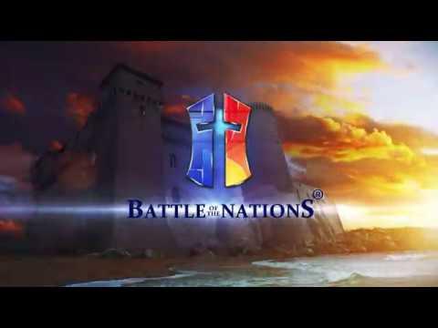 Битва Наций 2018 6мая 21vs21 playoff 8fiht France vs UK 20 2camera