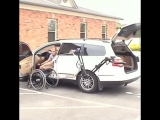 Крутой авто для инвалидов