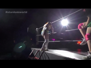 Starlight Kid (c) vs. AZM - Stardom Dream Slam In Nagoya