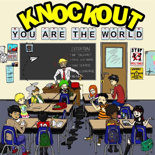 Knockout альбом You Are the World