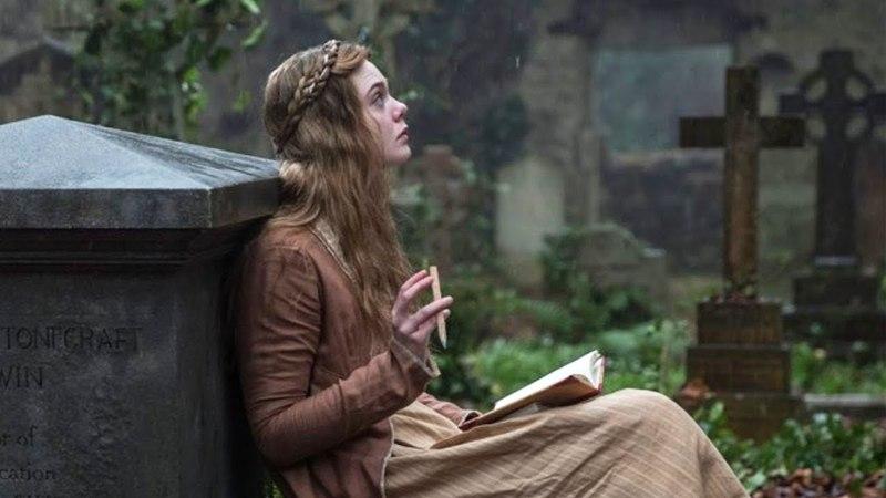 Мері Шеллі та монстр Франкенштейна | Офіційний український трейлер 2018