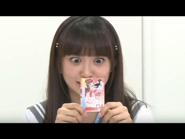 小宮有紗がAqoursメンバーを特に意味のない変顔で引かせるシーン