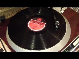 Thomas Dolby - The Flat Earth (1984) vinyl