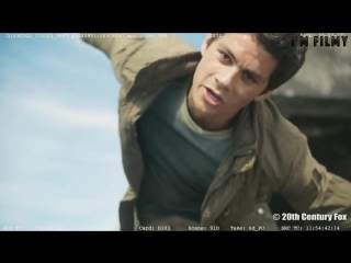 Maze Runner 3- The Death Cure Hilarious Bloopers and Gag Reel - Dylan OBrien Funny 2018