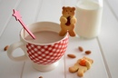 Имбирное печенье Мишки с орешками
