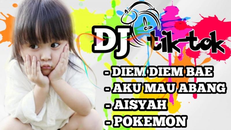 DJ TIK TOK__1_ TERGOKIL __ DIEM DIEM BAE __ AKU MAU ABANG __ AISYAH, the best tik tok 2k18 ( 1080 X 1920 ).mp4