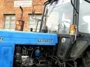 Установка форсунок ФД22 вместо форсунок с малогабаритными распылителями на тракторе МТЗ 82.1