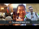 Duterte on BBL, Inquirer and Mon Tulfo, Cayetano lectures DFA personnel | Midday wRap