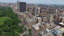 Phantom 4 New York Manhattan Statue Liberty Drone Flight New York 2016
