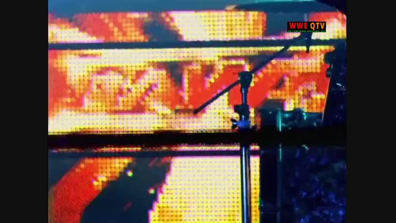 [WWE QTV]☆[WWE RAW[Фоменко]28.10.2002]Трипл ейч и Ураган]