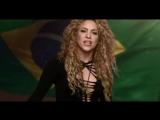 Shakira La La La (Brasil 2014) (Spanish Version) ft Carlinhos Brown1
