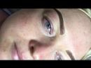 Перманентный макияж бровей (волоски пудровое напыление) и век(межресничка). Саранск