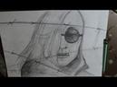 Портрет карандашом. Егор Летов