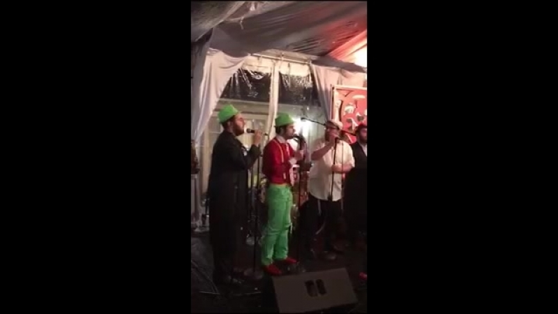 Motty steinmetz others sing purim seuda of shlomo yehuda rechnitz IulcpYWDseo