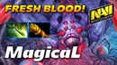 MagicaL Broodmother | Natus Vincere FRESH BLOOD! | Dota 2 Pro Gameplay