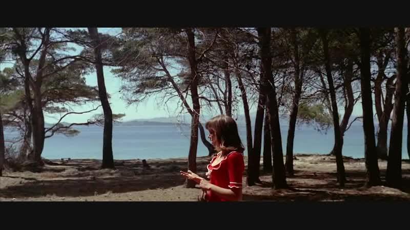 Безумный Пьеро (Pierrot Le Fou) 1965