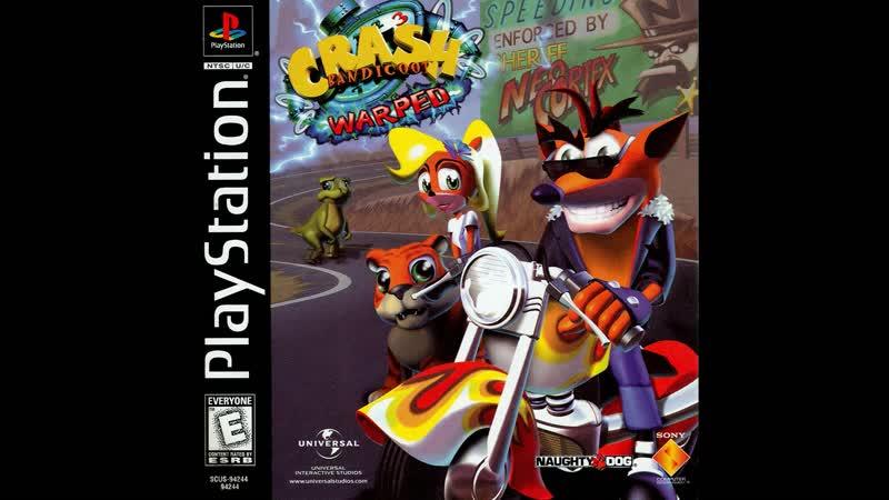 Level 8 Crash Bandicoot 3 Warped Makin Waves Tell No Tales Music