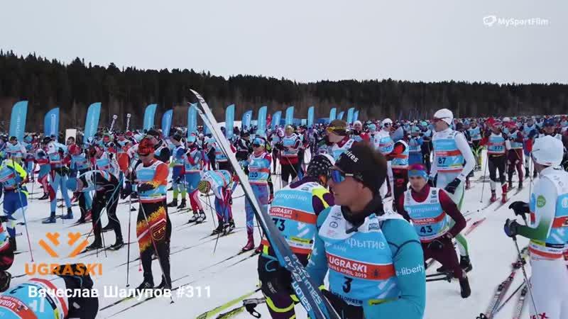 Ханты марафон 50км мой номер 311