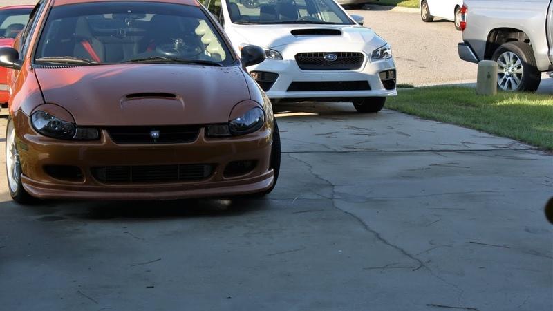 2005 OB Dodge Neon SRT4 Walkaround in 4k Test Video