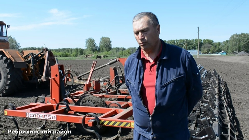 Отзыв о культиваторе КСПО 1050 Алтайский край Ребрихинский район