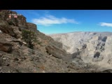 【K】Oman Travel-Al Hamra _Jebel Shams_Balcony Walk_Sun Mountain