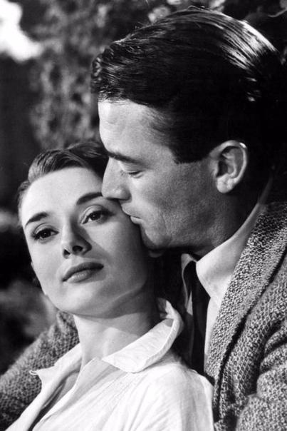 Принцесса Анна и Джо Римские каникулы (1953)