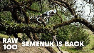 100 seconds of pure Brandon Semenuk MTB bliss. | Raw 100