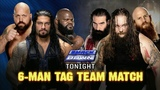 LUCHA COMPLETA Roman Reigns, Big Show &amp Mark Henry vs The Wyatt Family SmackDown