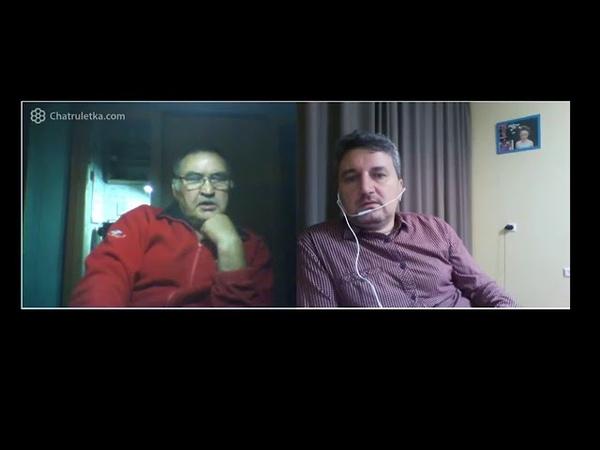 Пенсионер ВОЛК Андрей Луганский планирует взрывы АЭС в Украине