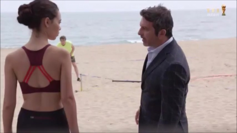 Lola menace Victor pour l-avoir giflee est-ce la fin du duo Episode 244