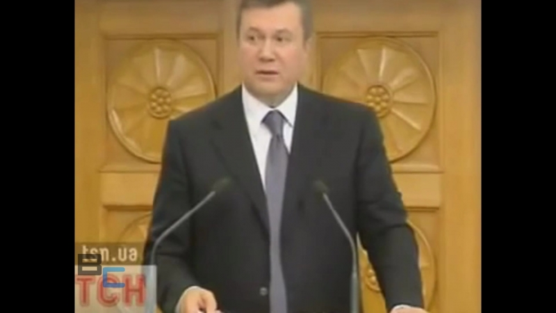 Янукович против Егорки ЗАШИБУ