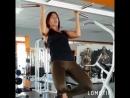Тренировка от Лилии Хасановой