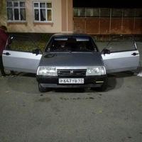 Анкета Александр Ситенко