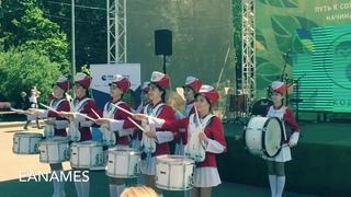 Барабанщицы Москва