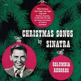 Frank Sinatra альбом Christmas Songs By Sinatra