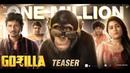 Gorilla Official Teaser Tamil Jiiva Shalini Pandey Yogi Babu Sathish Sam CS Don Sandy