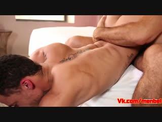 Гей порно | парни развлекаются по-мужски (gay porn, sex, анал, минет, римминг, blowjob, rimming, butt men, задница)