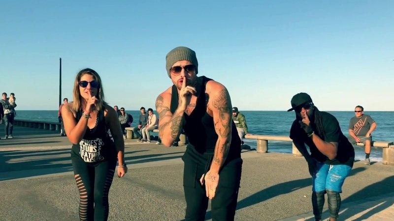 1, 2, 3 - Sofia Reyes (feat. Jason Derulo De La Ghetto) - Marlon Alves Dance MAs - Zumba