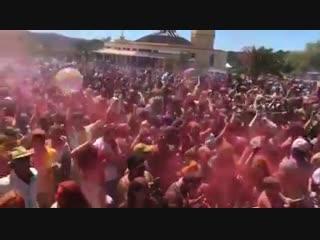 Фестиваль Харе Кришна превратился в тусовку хиппи