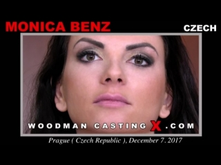 На кастинге у Вудмана Woodman Casting Monica Benz Anal, Casting, All Sex hardcore porno