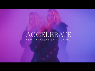 Christina Aguilera - Accelerate (feat. Ty Dolla $ign, 2 Chainz)