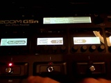 ZOOM G5n Sound samples Overdrives and Amps effects