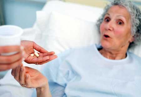Лекарства могут помочь улучшить проблемы с памятью.