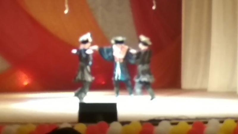 Калмыцкий танец, Мурмаши .mp4