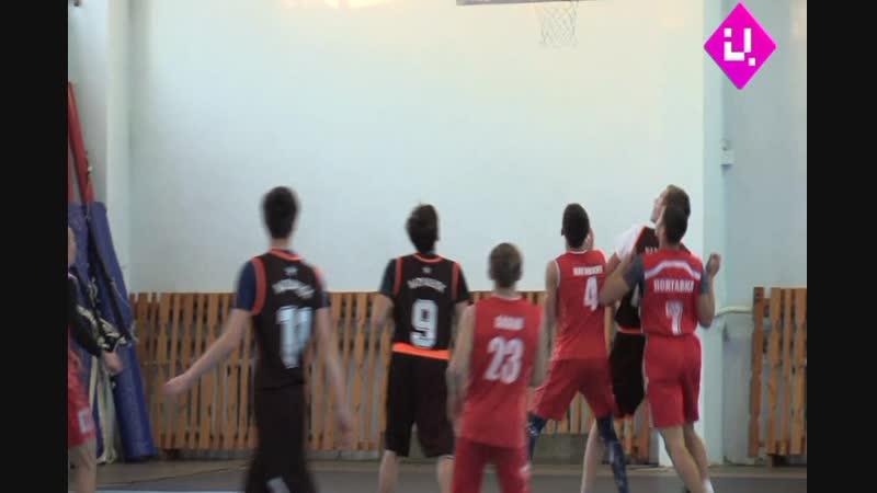 Полтавские баскетболисты пробились в финал областных соревнований!